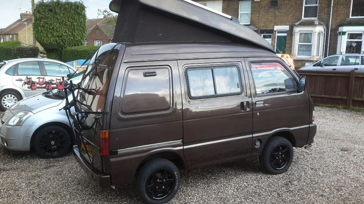 hijetta campervan 2 berth | Sittingbourne, Kent | Gumtree