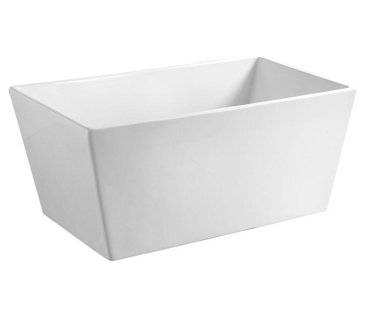Små badkar för litet badrum! | Badrumsdrömmar