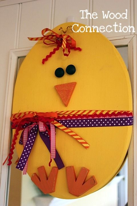 HIPPITY HOPPITY EASTER'S ON ITS WAY!! Hanging with my peeps $8.25 for 5 peeps or $1.65 each Optional Board $3.95 Optional Vinyl $2.50 Bunny Door Hang $12.95 Carrot Door Hang $6.95 EGGS (Suzy Q Letters) $1.95 each letter Chick Door Hang $6.55 Skinny Chick (left) $3.95 Chicka Chick (middle) $5.50 Legless Chick (right) $2.50 Easter Letter Set $17.95 *All images and designs are Copyright of THE WOOD CONNECTION. Any violation of our copyright will result in legal action. Thank you for not…