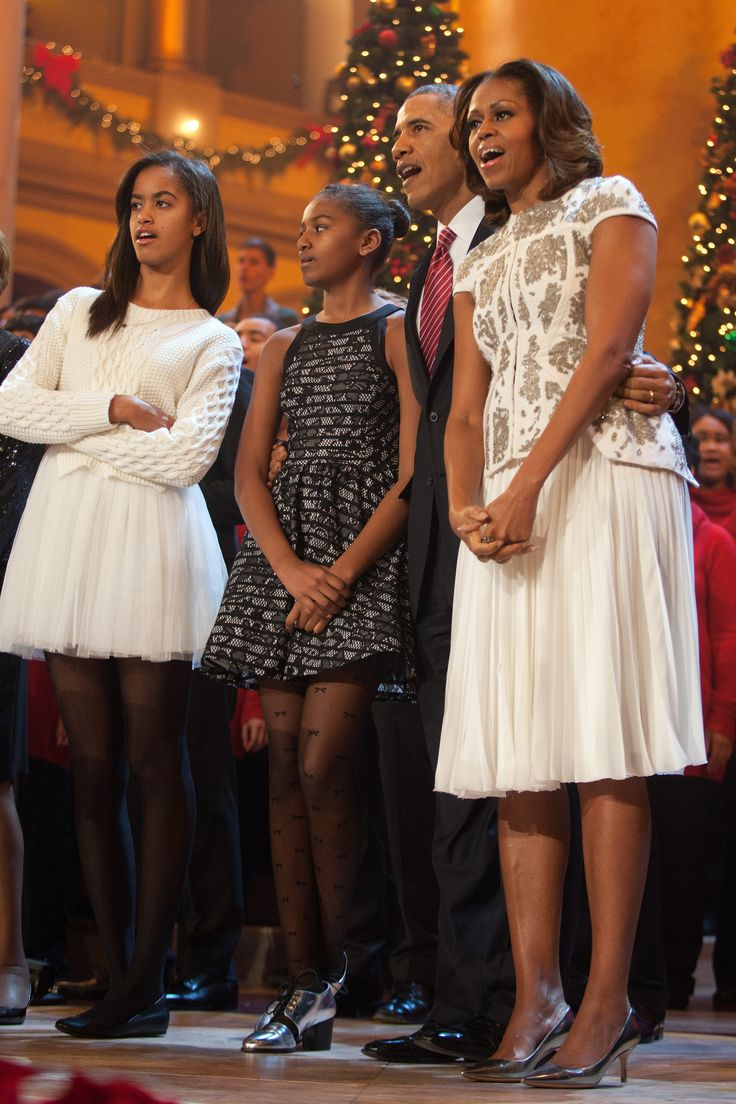 From Precious Pre-Teen to Sophisticated Style Star, The Fashion Transformation of Sasha Obama