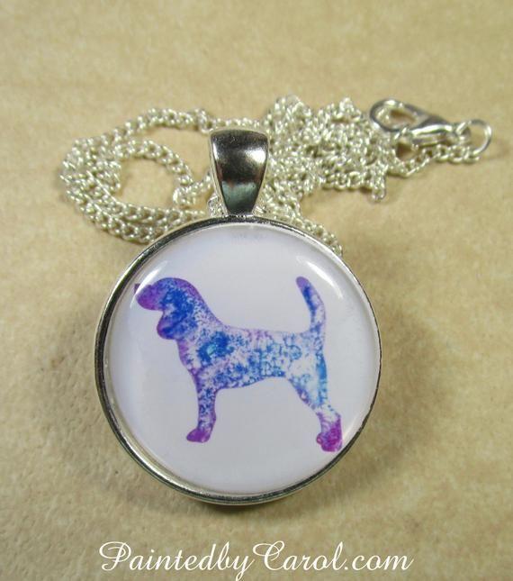 Beagle Pendant Beagle Necklace Beagle Jewelry Beagle Gifts
