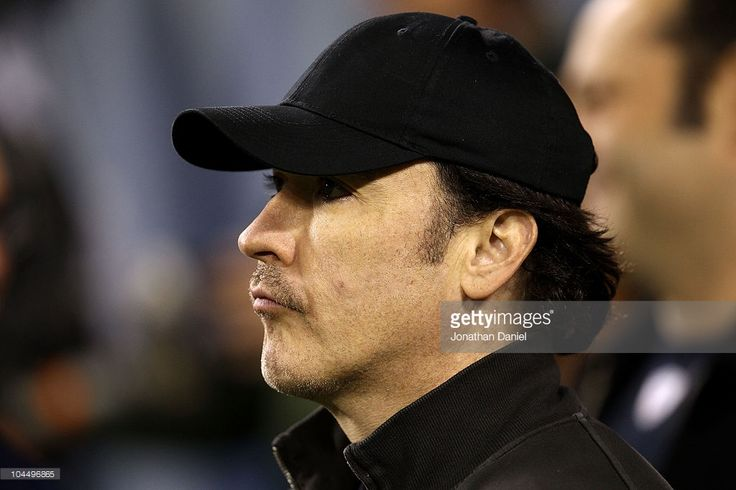 Actor John Cusack attends the NFL game between the Chicago Bears and the Green Bay Packers at Soldier Field on September 27, 2010 in Chicago, Illinois.