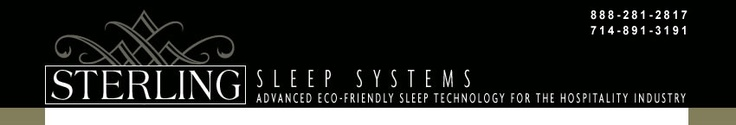 Choose from http://sterlingsleephospitality.com a select variety of mattress components to customize your sleep experience. Purchasing individual components saves you money by extending the service life of your mattress.