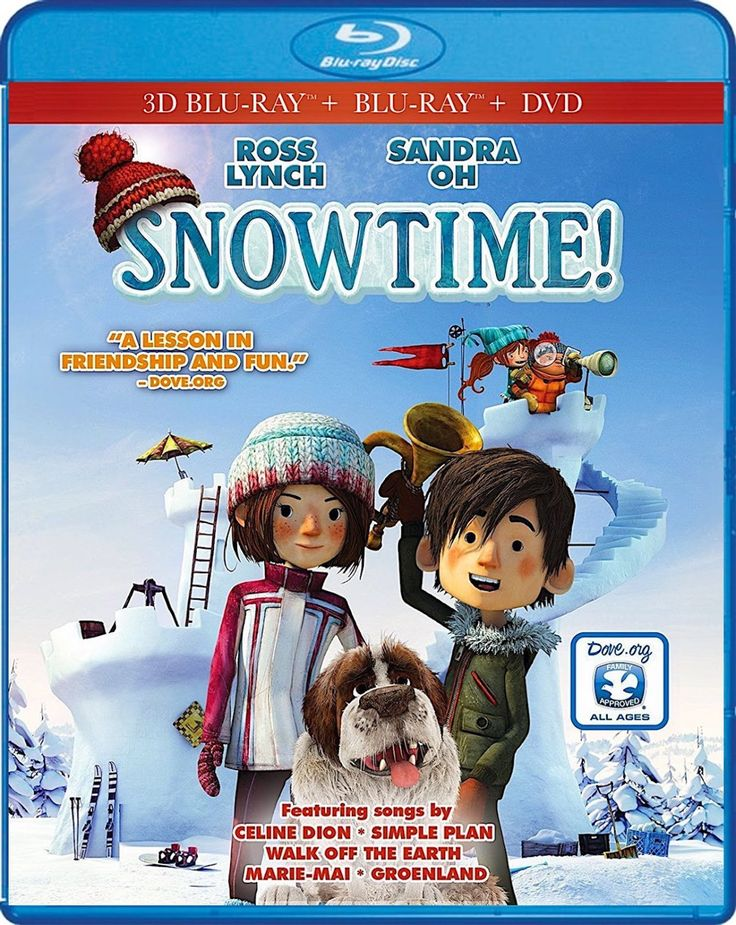SNOWTIME! BLURAY (With images) Blu ray, Blu, Ray