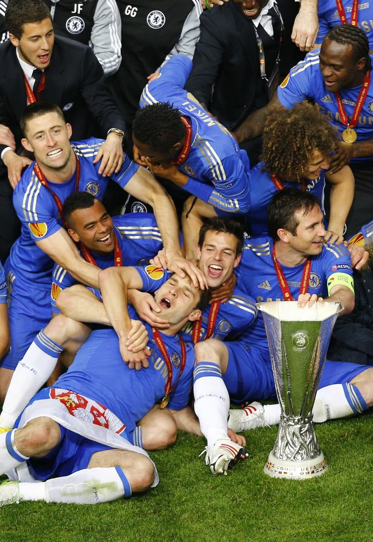 Benfica 1-2 Chelsea, Chelsea is a Champion of Europa League 2013. May 15, 2013.Benfica 1-2 Chelsea, Chelsea is a Champion of Europa League 2013. May 15, 2013.