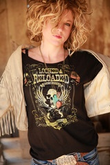 LOCked & RELOADed MIRAnda LAmbert tour tee (unisex)