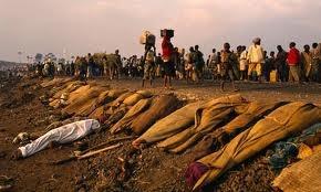 UN ignores Rwandan genocide in 1994