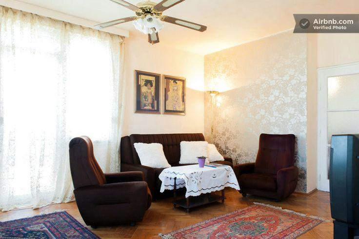 Sunny and cozy - you will love it ezen a településen: Budapest
