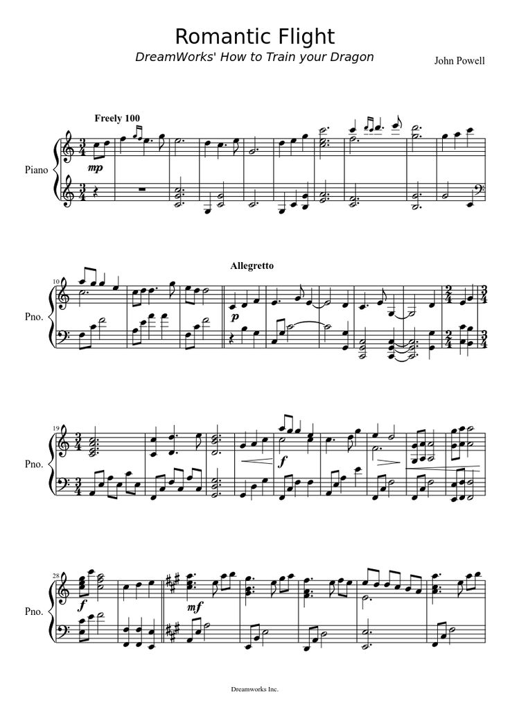 Free sheet music PIANO - Download PDF MP3 & MIDI