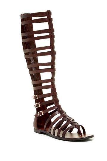 Jamon Tall Gladiator Sandal by Vince Camuto on @HauteLook