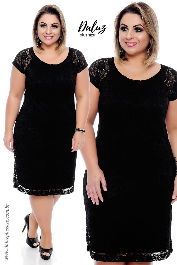 Vestido Plus Size Paneki - Coleção Vestidos de Festa Plus Size - @daluzplussize