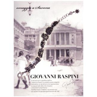 Gioielli Giovanni Raspini - Braccialetto in esclusiva per la Gioielleria Delfino