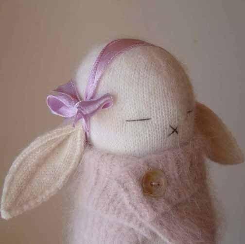 so very sweet bunny