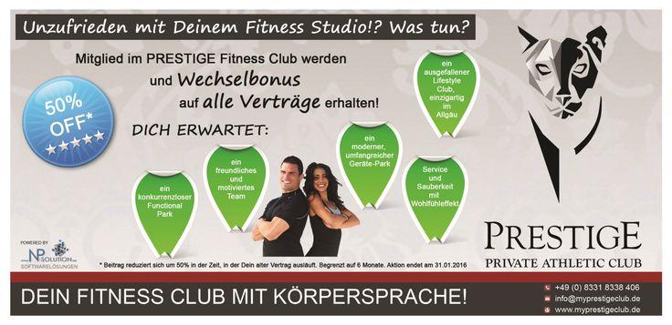 Prestige Club - Home