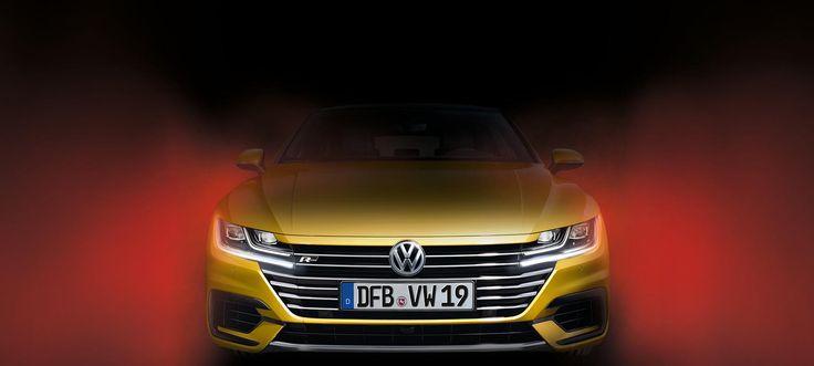 Volkswagen verdeutlicht seine neue Verbindung zum DFB. Quelle: Volkswagen