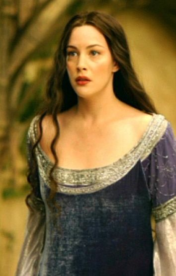 Pán prstenů Arwen šaty - Hledat Googlem