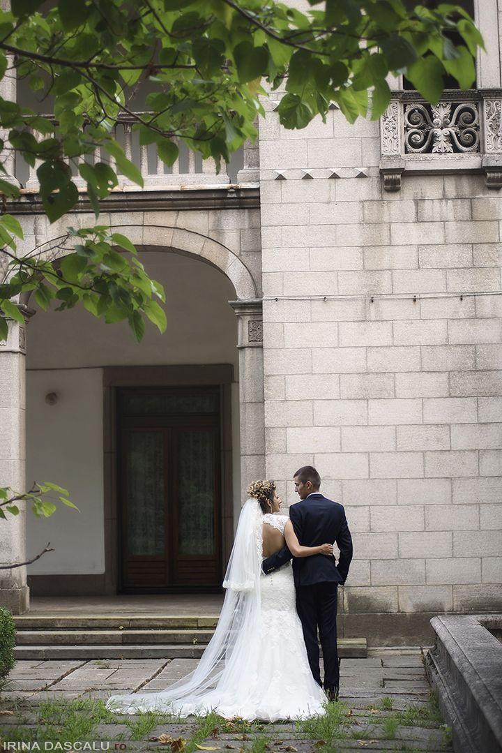 Alexandra & Sorin - Fotografii sedinta foto nunta - Irina Dascalu Photography