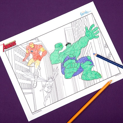 27 best kids Coloring Pages images on Pinterest Coloring sheets - fresh coloring pages printable avengers