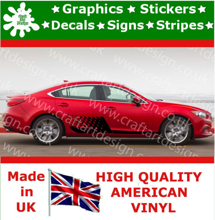 Best Mazda Racing Stripe Stickers Catalog Vinyl Graphic Car - Vinyl decals for cars uk