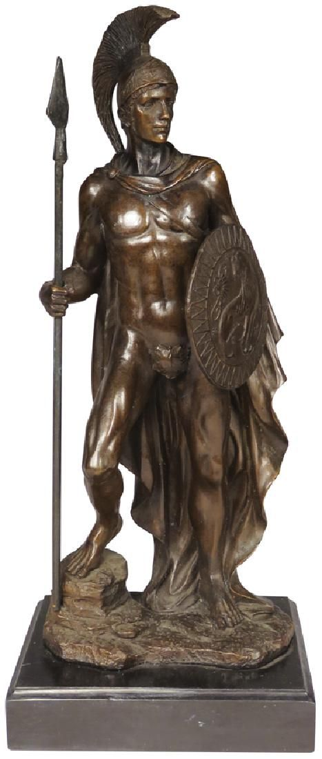 Gladiators Images Bronze Statues