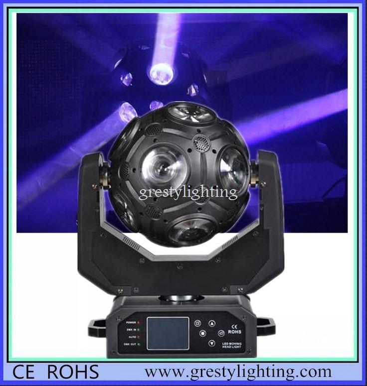 2375.00$  Watch here - http://aliioe.worldwells.pw/go.php?t=32579932634 - 6pcs/lot 12pcs*20W RGBW Led Beam Football Light/Led DJ Disco Ball Light/KTV Light 2375.00$