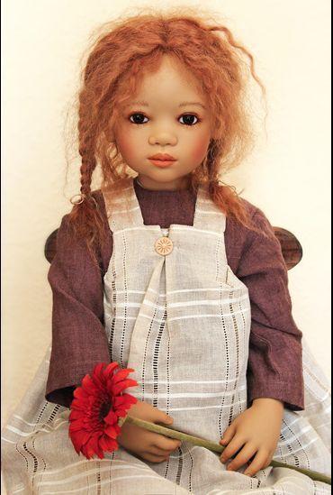 ADORABLE Annette Himstedt Doll