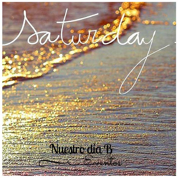 Feliz Sábado, a descansar! #felizsabado #saturday #happysaturday #happyweekend #weekend #nuestrodiab