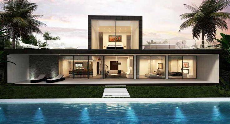 Designer Villas in Casares Costa Cortesin Hills