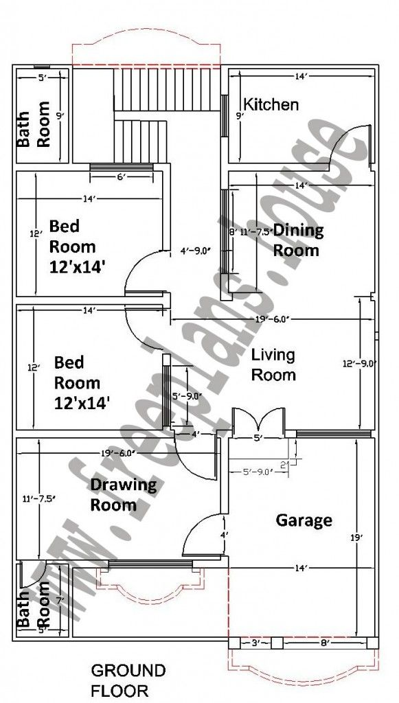 76 Best Plans Images On Pinterest Square Meter Home: simple square house plans