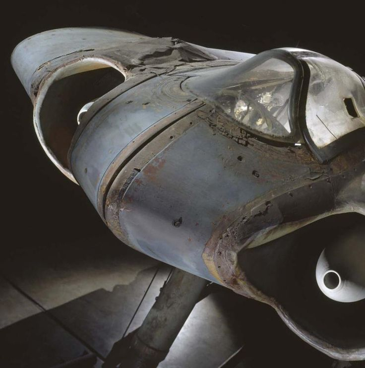 In 1943 the all-wing and jet-propelled Horten Ho 229 ('aitch-oh-two-two-nine') promised spectacular performance and the German air force (Luftwaffe) chief,