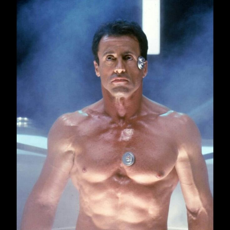 #Stallone The Most ripped star ever #DemolitionMan in 2020 ...