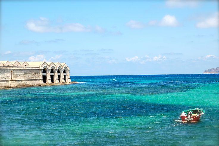 Aegadian Islands| Isole Egadi - Favignana, Sicily Italy