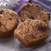 All-Bran® - Muffins traditionnels aux épices et au son et cacao +Ajoutez 1/4 t de cacao.