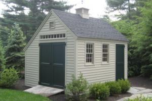 Cape Cod Sheds ~ Garden Sheds, Storage Sheds & Shed Kits - Cape Cod Sheds #shedkits #gardenshedkits #storageshedkits