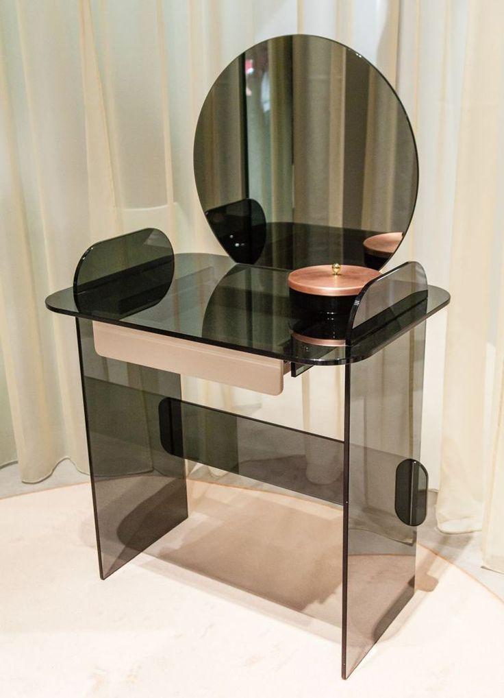 Tonneli Design Opalina Toeletta Cristina Celestino | The Best Wood Furniture