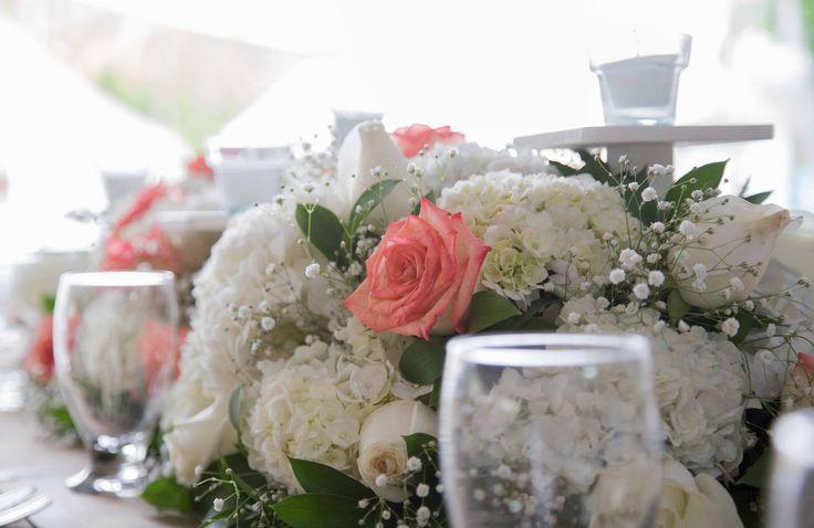Wedding RACHA #floristeriaracha #matrimonio #decoración #rosas #hortensias #matrimonio #wedding