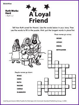 53 best Children\'s Bible - Ruth images on Pinterest   Sunday ...