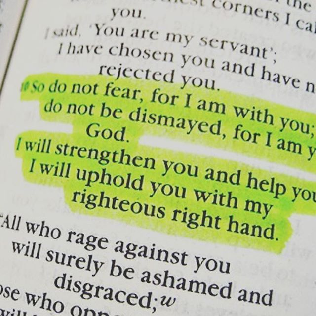 Behold, God is my helper; The Lord is the sustainer of my soul. Psalm 54:4  Today as we all face circumstances that seem, and often are, out of our control, just remember that our God goes before us, He sustains us and upholds us with His mighty right hand. 'Do not fear, for I am with you; Do not anxiously look about you, for I am your God. I will strengthen you, surely I will help you, Surely I will uphold you with My righteous right hand.' Isaiah  41:10 #philanthropydevo