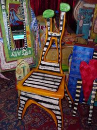 cool chairs!
