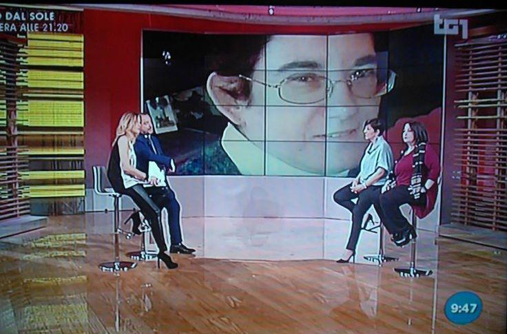 Cinzia Mammoliti, criminologa e autrice del libro inchiesta Intervista a un narcisista perverso, ospite a Unomattina RAI1 a parlare di cronaca nera 23/02/16