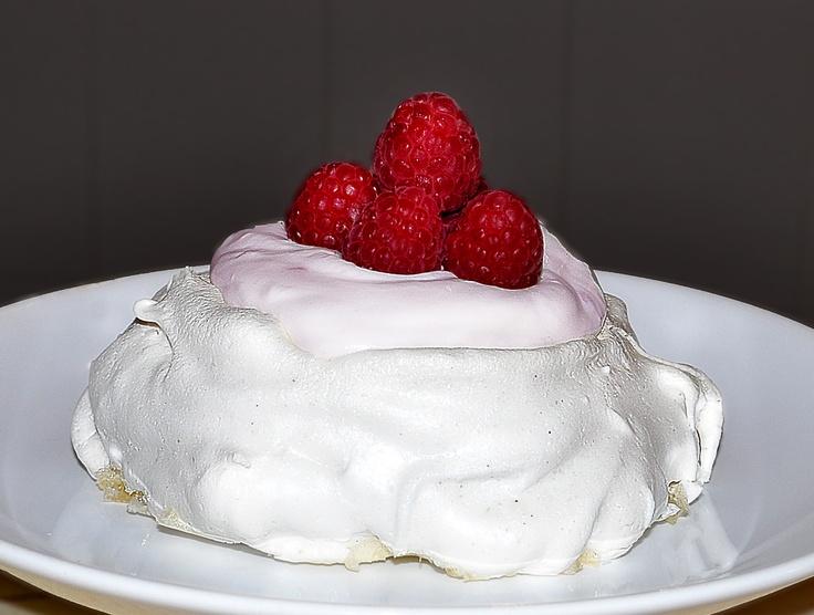 Meringue bowl