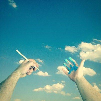 fingered Bilder bekommen