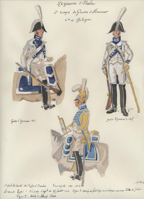 the art of Henry Boisselier - Page 5 - Armchair General and HistoryNet >> The Best Forums in History