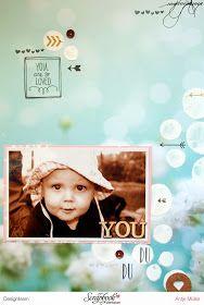 iLoveSchnipsel: You Are So Loved {April-Kit}