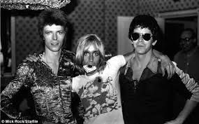 David Bowie, Iggy Pop & Lou Reed