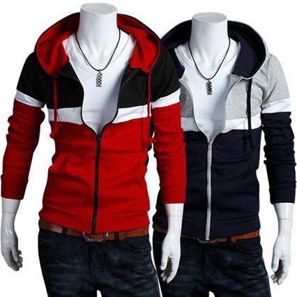 Sport Men Fashion Zip Hoodie | Sneak Outfitters