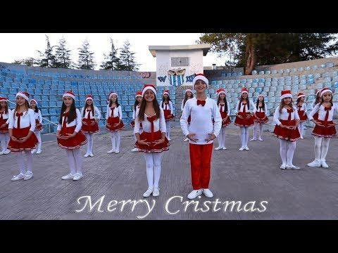 Merry Christmas 2018 Dance Cover - Crazy Frog - Last Christmas - YouTube