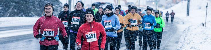 Edmonton  Hypothermic Run - February 24th 2014 |