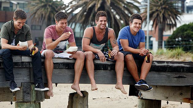 The Braxtons in Melbourne