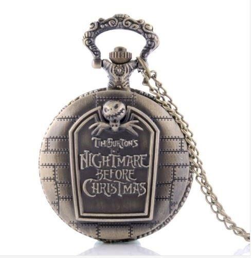 Kapesní hodinky Night before Christmas – originální dárky Na tento produkt se vztahuje nejen zajímavá sleva, ale také poštovné zdarma! Využij této výhodné nabídky a ušetři na poštovném, stejně jako to udělalo již velké množství …